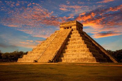 Mexiko po stopách Mayů