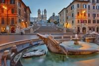 Řím historické centrum