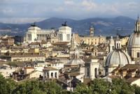 Řím centrum