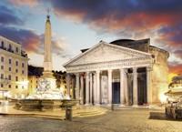 Řím - Panteón
