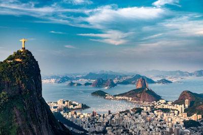 To nej z Brazílie