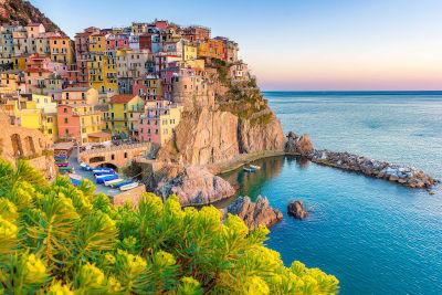 Úžasná cesta Itálií
