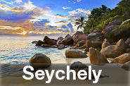 Seychely - soukromý apartmán