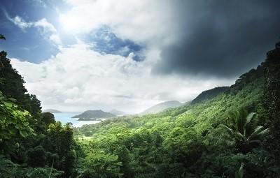 Seychely hory