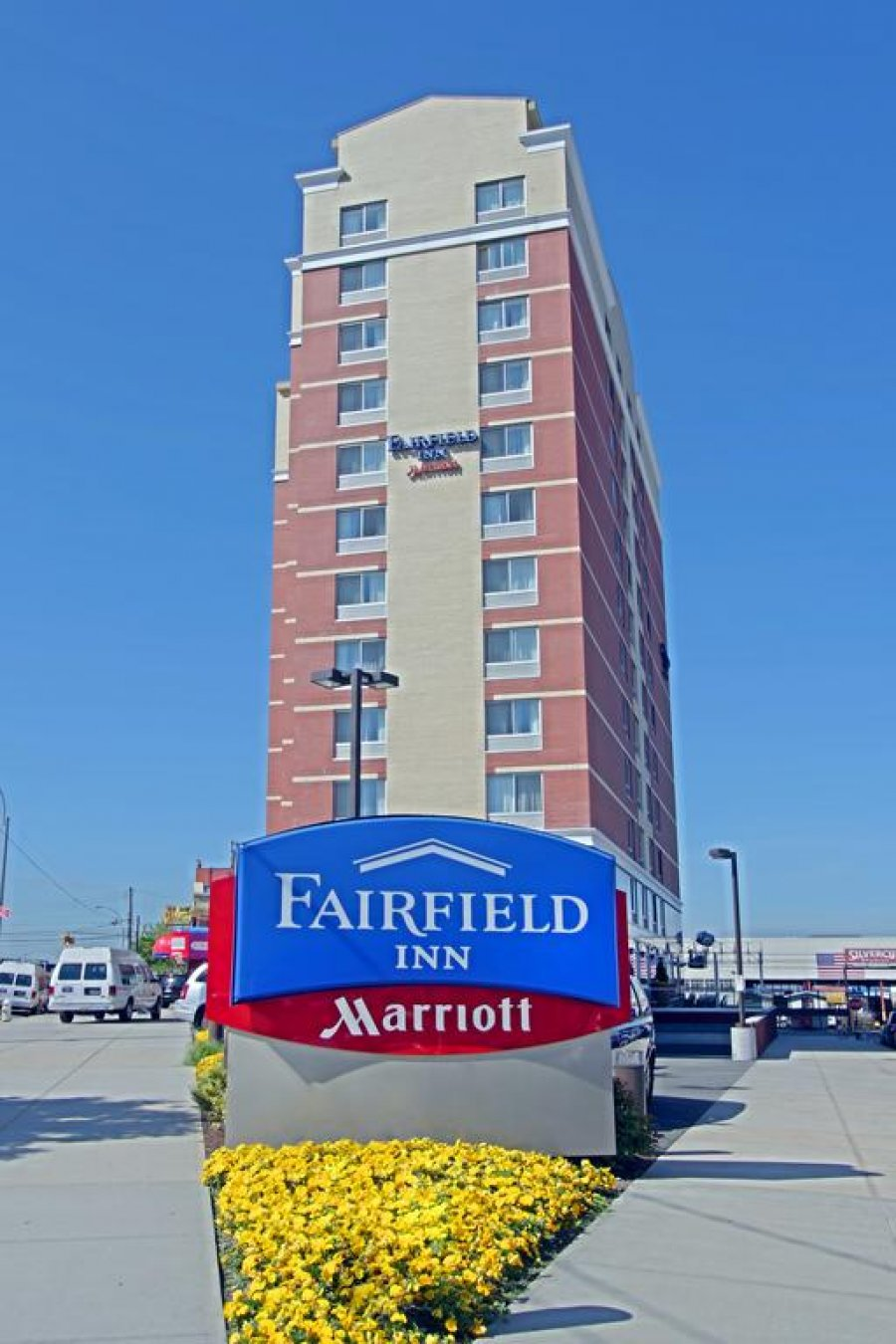 Marriott Suites Long Island Ny
