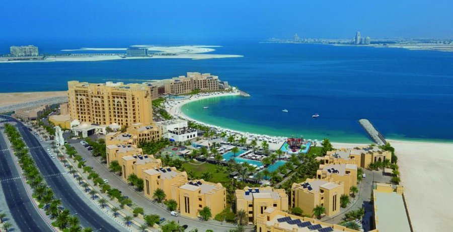 Double Tree by Hilton Resort and Spa Marjan Island