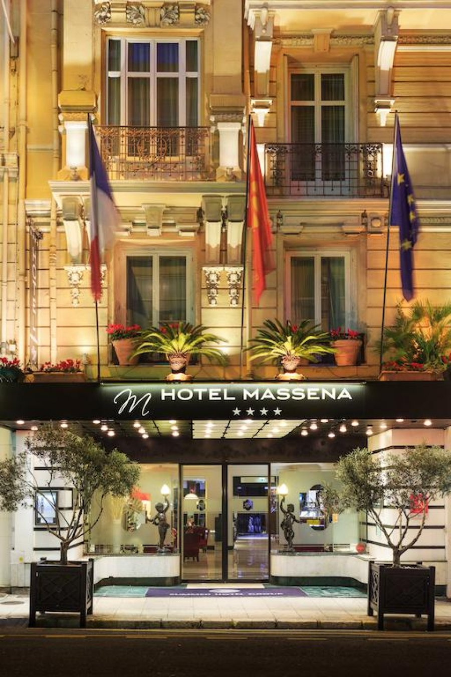 Best Western Plus Hôtel Masséna